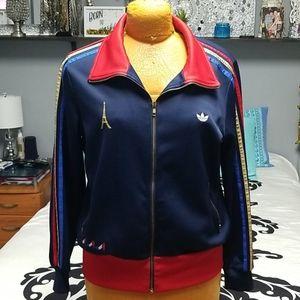 Paris Adidas Jacket